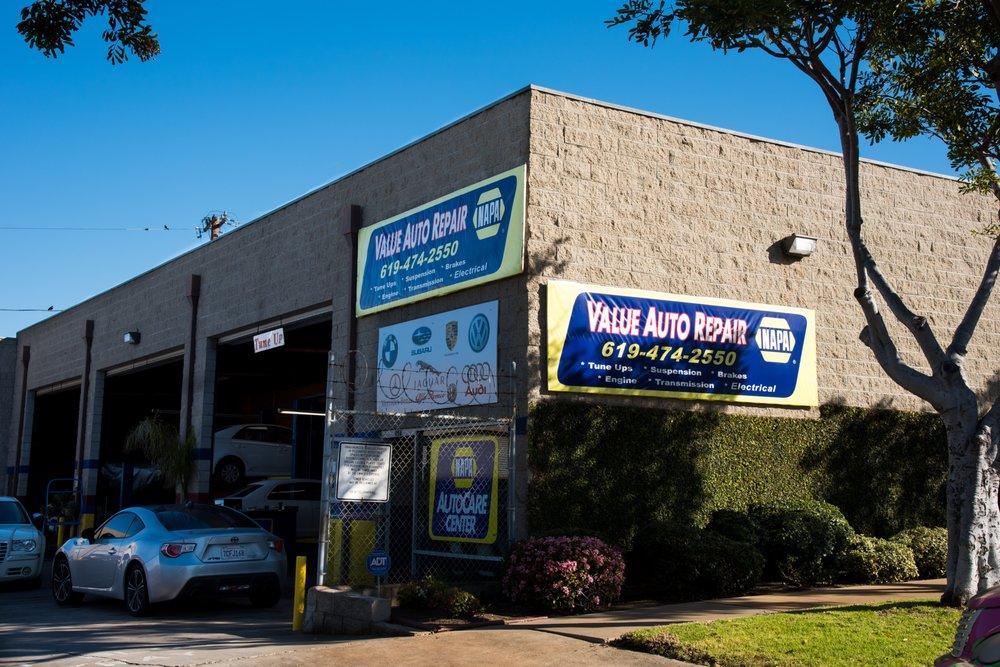 Value Auto Repair